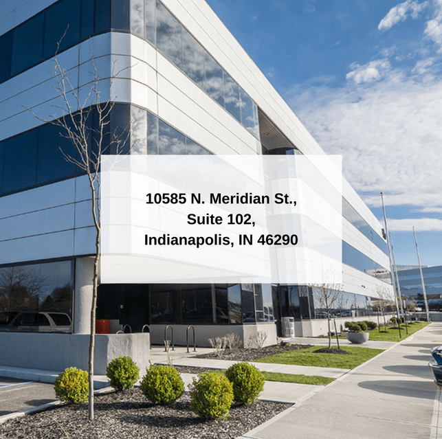 IMC Address: 10585 N. Meridian St, Suite 102, Indianapolis IN 46290